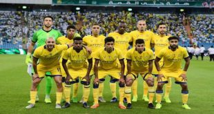 فريق النصر السعودي
