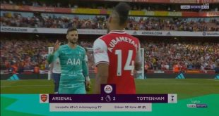 arsenal vs tottenham match highlights