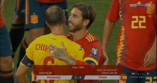 ملخص مباراة اسبانيا ورومانيا تصفيات يورو2020