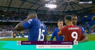 ملخص مباراة ليفربول وتشسلسي 2-1 الدوري الانجليزي , اهداف مباراة ليفربول تشيلسي