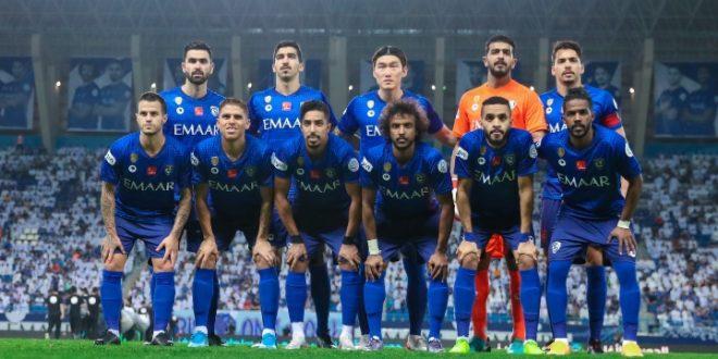 فريق الهلال السعودي