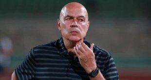 المدير الفني للنادي الأهلي السعودي كريستيان جروس