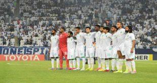 لاعبو الاهلي السعودي