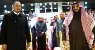 تركي آل الشيخ ومحمود الخطيب
