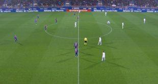 ملخص مباراة ريال مدريد وايبار في الدوري الاسباني