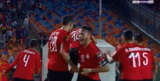 ملخص مصر وغانا 3-2 تألق رمضان صبحى - تصفيات أمم أفريقيا - مباراة قوية و مجنونة