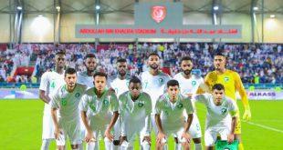 لاعبي منتخب السعودية