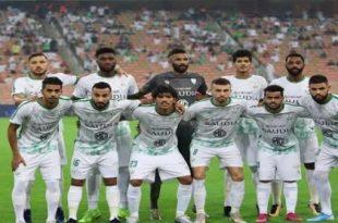 لاعبو الأهلي السعودي