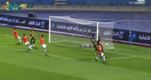 ملخص مباراة الاتحاد والصفا 4-1 كاس خادم الحرمين