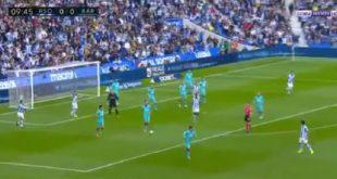 اهداف مباراة برشلونة وريال سوسيداد