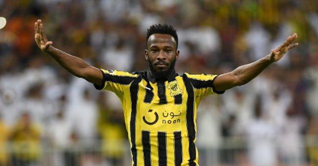 لاعب الاتحاد السعودي فهد المولد