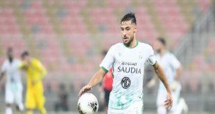 اللاعب الجزائري يوسف بلايلي