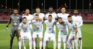 لاعبوا الأهلي السعودي