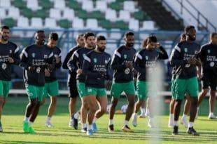 لاعبوا الاهلي السعودي