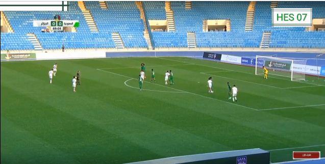 الجزائر تقصي الأخضر من كأس العرب وتتأهل للدور ربع النهائي
