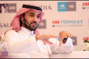 السعوديون على موعد مع الحدث الأهم في تاريخ الرياضة داخل المملكة