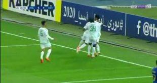اهداف مباراة الاهلي واستقلال طهران في دوري ابطال اسيا .. الان