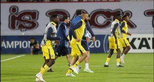 اهداف مباراة التعاون والدحيل دوري ابطال اسيا اليوم الثلاثاء 18 فبراير 2020