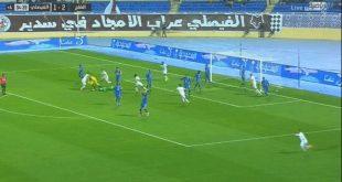 اهداف مباراة الفتح والفيصلي (2-2) الدوري السعودي