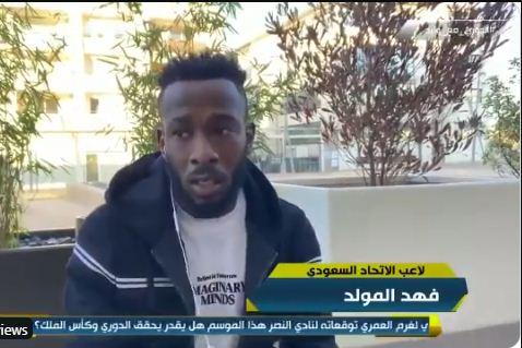 بالفيديو .. فهد المولد يرد : لست السبب في تدمير الاتحاد وهذا هو الدليل