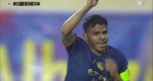 ملخص أهداف مباراة الحزم 0 - 2 النصر دوري الأمير محمد بن سلمان للمحترفين 2019-2020
