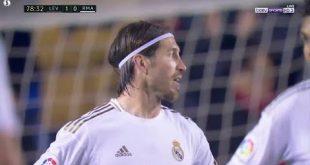 ملخص مباراة ريال مدريد وليفانتي 0-1 - الدوري الاسباني