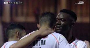 ملخص مباراة الشباب والعدالة 4-0 دوري الأمير محمد بن سلمان للمحترفين