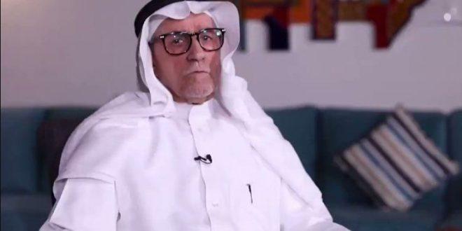 الإعلامي عبدالرحمن السماري