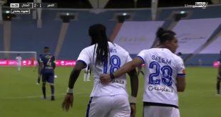 ملخص وأهداف مباراة الهلال و النصر في دوري المحترفين