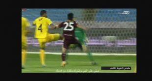 ملخص مباراة التعاون والفيصلي 1-1 .