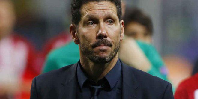 Diego Pablo Simeone barcelona - real madrid