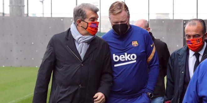 laporta & kuman barcelona