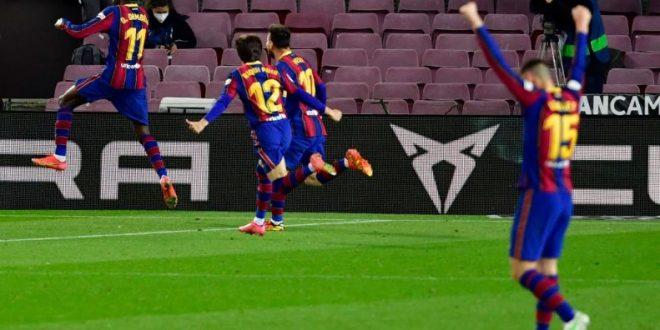 barcelona won vs valladolid