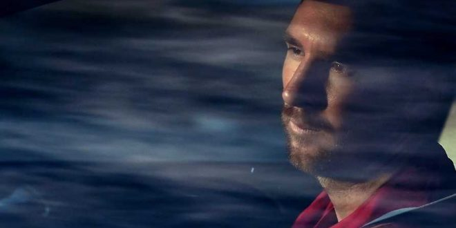 Messi's departure